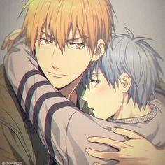 'Don't worry, Kurokocchi. I'll protect you.' #kisekuro  #Kikuro  #kisexkuroko  #kiseryota  #kise #kurokocchi  #kurokotetsuya  #knb #knbyaoi  #kurokonobasuke