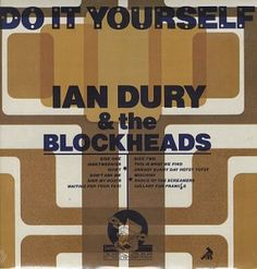 53 best the blockheads images on pinterest new music radios and check do it yourself album cover google search solutioingenieria Image collections