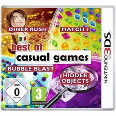 Best of Casual Games  3DS in Spielesammlungen FSK 0, Spiele und Games in Online Shop http://Spiel.Zone