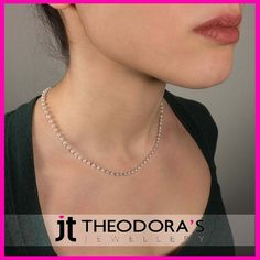 Rose gold steel rosary necklace with white pearls from stainless steel. A wonderful, discrete and timeless woman's necklace that should not be out of your collection.-------------------------------------------------------Ροζ χρυσό ατσάλινο κολιέ ροζάριο με πέρλες λευκές από ανοξείδωτο ατσάλι. Ένα υπέροχο διακριτικό και διαχρονικό γυναικείο κολιέ ροζάριο που δεν πρέπει να λείπει από τη συλλογή σου!