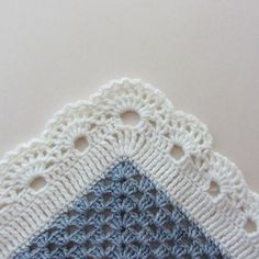 nice Knitting Baby Blanket