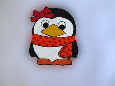 Imãs de geladeira / Magnets - Pinguim 37