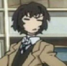 Dazai Bungou Stray Dogs, Stray Dogs Anime, Otaku Anime, Manga Anime, Chibi, Hxh Characters, Anime Expressions, Funny Anime Pics, Anime Screenshots