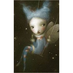 Nicoletta Ceccoli, 'A dignity of Dragons. Art And Illustration, Fantasy Kunst, Fantasy Art, Mark Ryden, Surrealism Painting, Painting Art, Lowbrow Art, Whimsical Art, Surreal Art