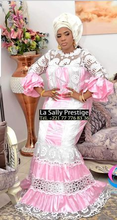 African Attire, African Dress, Weeding Dress, Ceremony Dresses, African Design, The Prestige, Harajuku, Couture, Chic