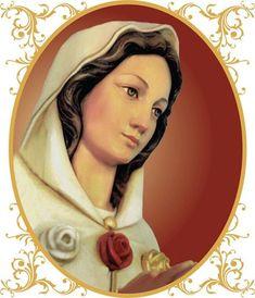 campo de luz e de amor: Nossa Senhora Rosa Mística