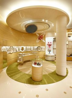 Louis Vuitton Store by Peter Marino, London Bond Street store design