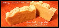 MORNING, SUNSHINE! BAR SOAP