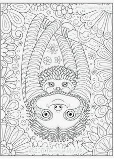Top Ten Free Sloth Coloring Pages Hanging With Sloths Pattern Coloring Pages Mandala Coloring Pages Coloring Book Pages