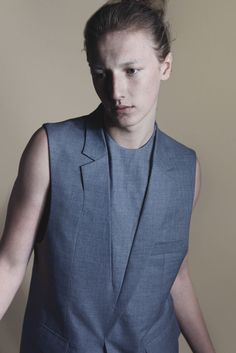 Clothing from Mason Jung. Shooting by Hunter Magazine. merged