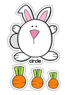 Page 1 sur 2 - Images Park English Activities, Easter Activities, Montessori Activities, Fun Activities For Kids, Preschool Worksheets, Infant Activities, Preschool Activities, Shape Games, Tot School
