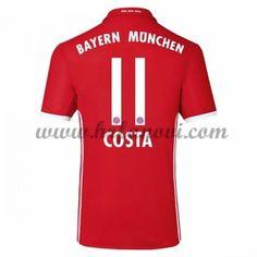 Bayern Munich Nogometni Dresovi 2016-17 Costa 11 Domaći Dres Komplet