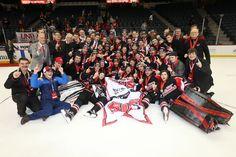 UNB Wins CIS University Cup Against St.F.X. - http://thehockeywriters.com/unb-wins-cis-university-cup-against-st-f-x/