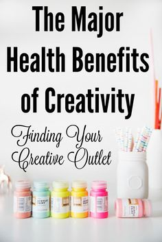 Creativity has the ability to improve your health and wellness. Find out how a creative outlet allows you to live a happier and more joy…