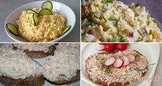 25 pompás házi szendvicskrém recept, oldal 1 | TopReceptek.hu Fingerfood Party, Party Finger Foods, Comfort Food, Risotto, Mashed Potatoes, Ethnic Recipes, Dip, Top Recipes, Food Items