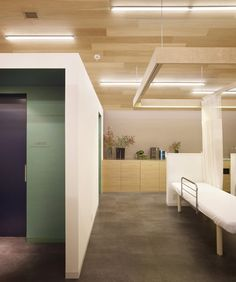 O-Clinic by Hayato Komatsu Architects #architecture #healthcare