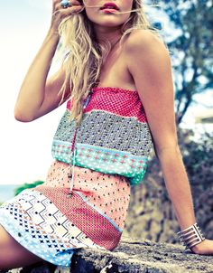 Summer dress/swimsuite coverup http://www.studentrate.com/fashion/fashion.aspx