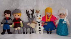 Disney DRESS IT UP Frozen Elsa Anna /& Olaf Boutons à Coudre Craft Scrap Book
