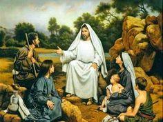 CANTINHO DE MUITA PAZ: Amar como Jesus amou