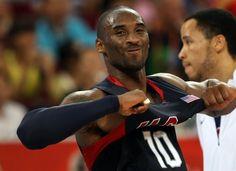 Kobe Bryant- 2012 U.S. Olympic Men's Basketball Team Finalists