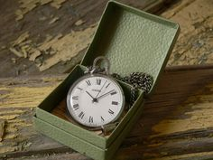 NOS Soviet watch Russian watch  Raketa  Ship  Men's Pocket  watch USSR Working New Old Stock