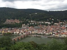 Dica de bate-volta de Frankfurt (Alemanha) : Heidelberg