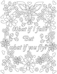 Self Esteem Coloring Pages Self Esteem Coloring Sheets