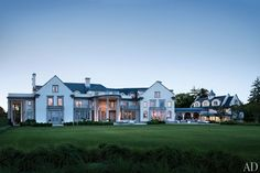 Villa Maria, a historic residence in Water Mill (Long Island), New York
