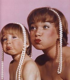 Shirley MacLaine and daughter Sachi - Allan Grant