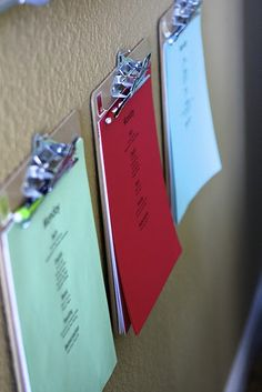 Great SIMPLE idea of how to stay organized and foster independence in your homeschool