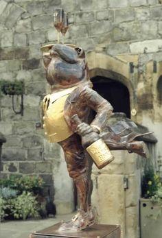 Mr. Toad, Windsor Castle