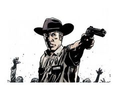For fans of AMC s The Walking Dead, Rick Grimes is an iconic character. Maybe you love him, or maybe you hate him, but you can t deny the influence he s had on the trajectory of the long-running series. His role in TWD s source material Robert Kirkman s comic book series is every bit as pronounced. [ ] More