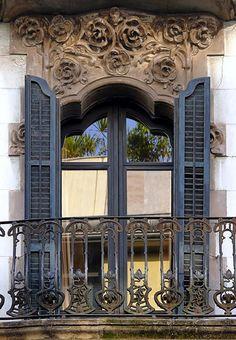 Barcelona - Girona 067 c  Casa Antoni Perelló  Architects: Roc Cot i Cot / Josep Graner i Prat