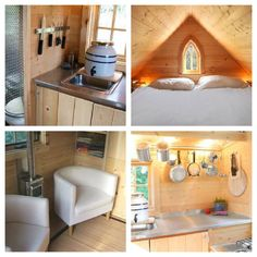 great kitchen  Tiny House Living, Adore Your Place - Interior Design Blog