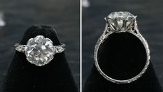 old-european-vintage-engagement-ring-celebrity-trend-jewelry
