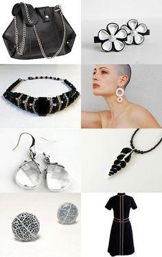Black & White for Christmas!