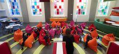 «Space for Personalised Learning», du designer d'espaces et de mobilier Gavin Hughes. DR
