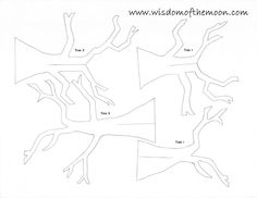 http://www.scribd.com/doc/8395612/Paper-Tree-Template-Copy