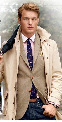 Classic Ralph  #men // #fashion // #mensfashion #coats #menstyle
