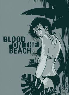 Blood on the Beach - JORY×DAYNE