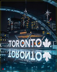Toronto Sign New City Hall Toronto Toronto Ontario Canada, Toronto City, Toronto Skyline, Toronto Travel, Love Photography, Travel Photography, Travel Around The World, Around The Worlds, Roman