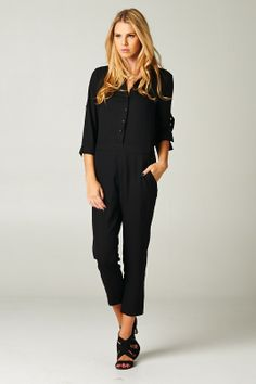 3d6e1a3e1bb Casual Shirt Jumpsuit  wholesale  clothing  fashion  winter  love  ootd   wiwt  Holiday  jumpsuit  romper