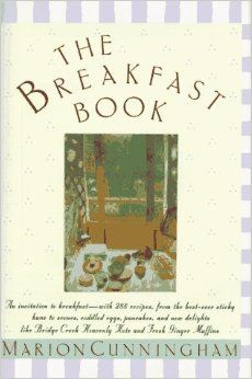 The Breakfast Book: Marion Cunningham