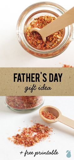 Make a steak rub to give to your dad for Father's Day! It can be paired with grilling utensils and steaks for him to enjoy with his family. #fathersdaygiftideas #fathersday