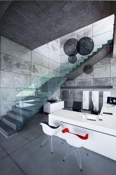 ZAJC Showroom By IPNOTIC Architecture