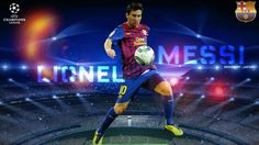 Lionel Messi Champion League HD Wallpapers 2012