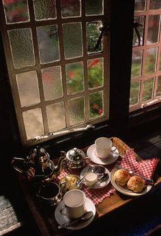Bloggang.com : Hamilton - Afternoon Tea