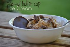 Mrs. Stanger, this one's for you!  I think I have shared before how much my hubby likes ice cream. He would eat a bowl of it everyday for t...