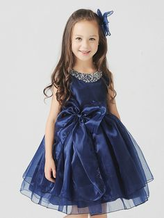 Material:Ice Tulle Embellishments:Beading,Bowknot