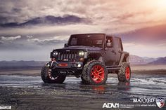 Custom Jeep Wrangler